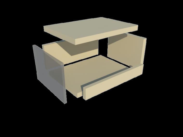 Caja Amplificador