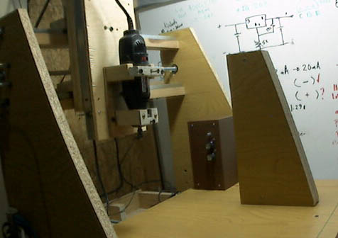 Reensamblando un Mini CNC