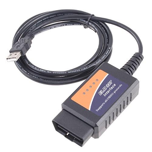 Instalando el Scanner ELM327 USB