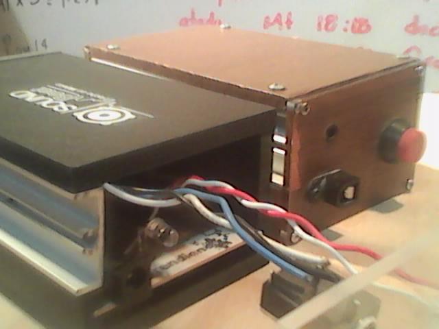 Evolucion caja Amplificador