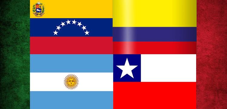 Gracias por escribirnos (Venezuela, Colombia)