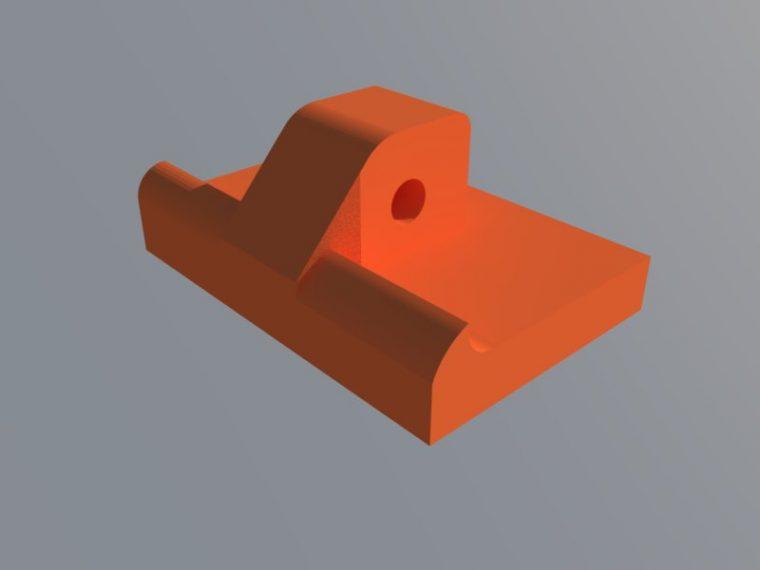 Reparando una Mordaza de mano Con 3DP