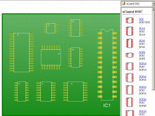 Crear componentes para PCB Wizard